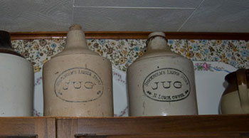 Local Liquor Jugs